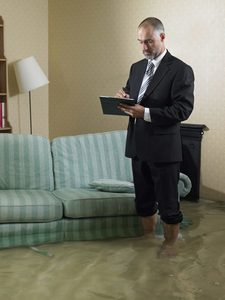 Water Damage Restoration Insurance